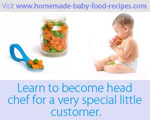 How to make baby food