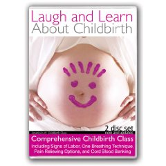 Laugh And Learn About Childbirth