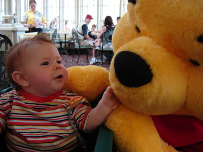 A Hug from Pooh
