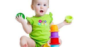 11-month-old baby development