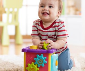 The Happy 12-Month-Old Baby – Development Milestones, Fun Games to Play and Toy Tips!