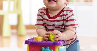 12-month-old baby development