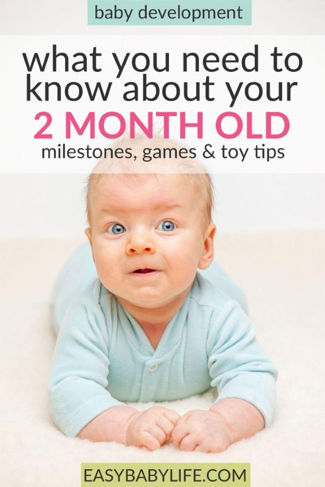 2-month baby development