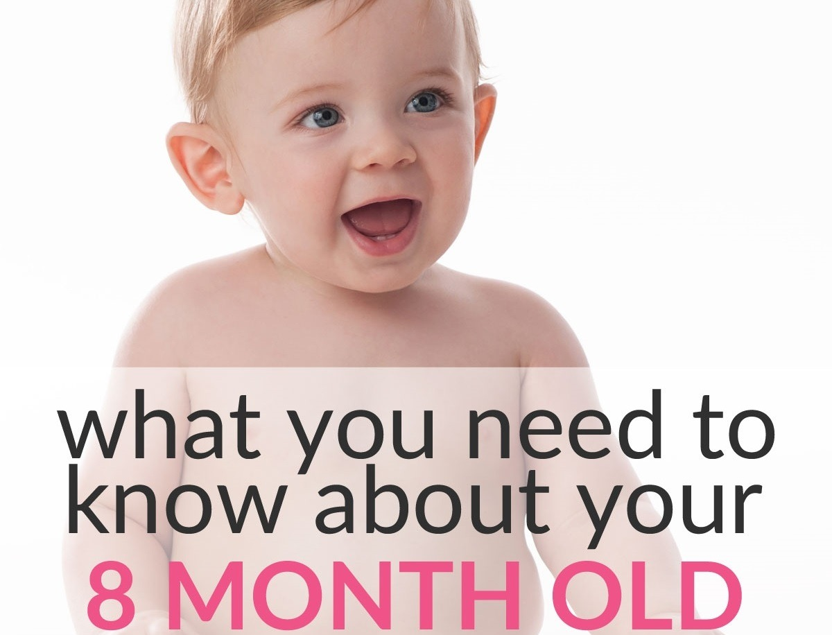 Toys For 8 Month Old : The cute month old baby development milestones fun