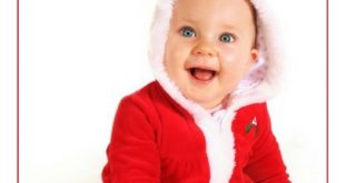 preparing for baby's first christmas