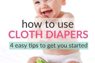 how use cloth diapers