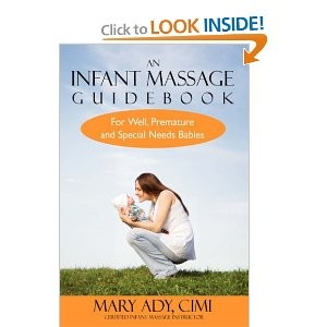 Infant massage Guidebook review