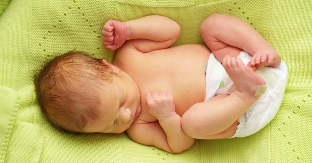 newborn baby development