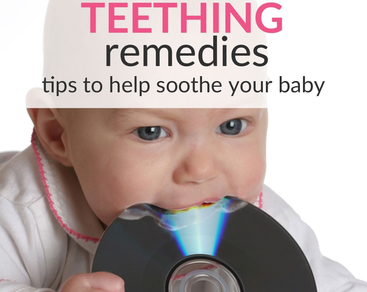 effective baby teething remedies - pain relief for your infant