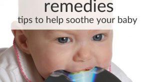 best baby teething remedies