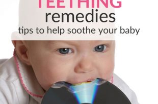 best baby teething remedies