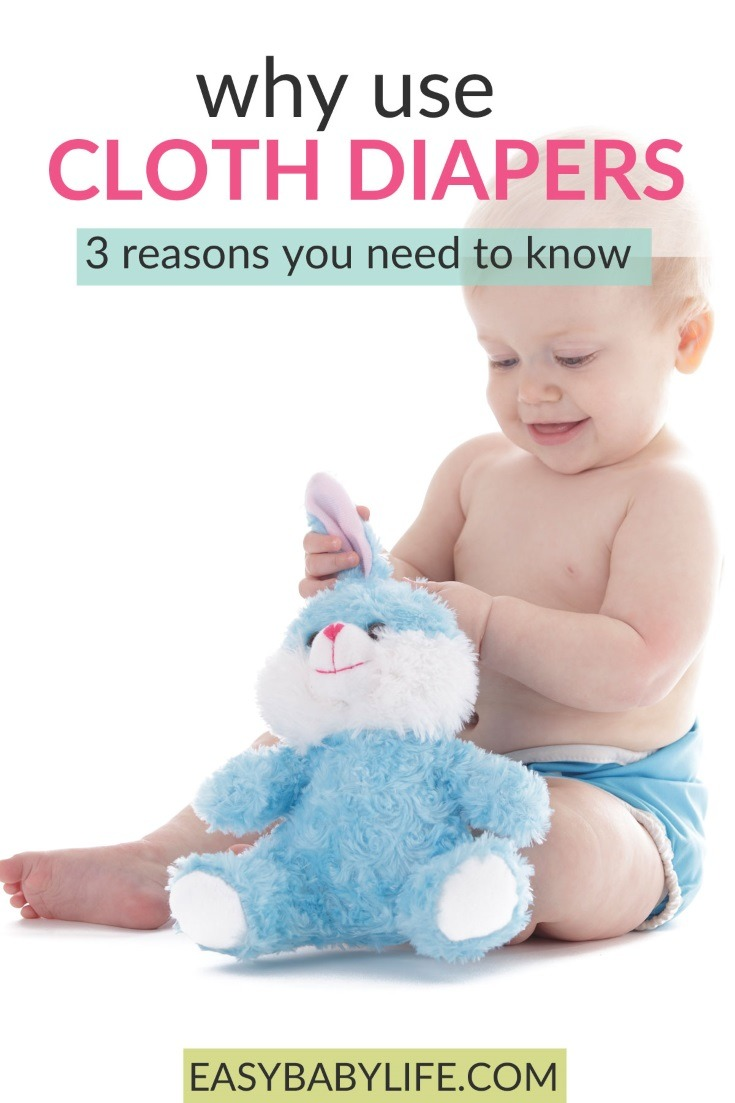Cloth diapers... messy and old? Well, there are a few reasons to use them that you might want to know! Cloth diapers 101, cloth diapering, cloth diapers vs disposable, cloth diapers for beginners. #baby