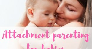 attachment parenting for babies