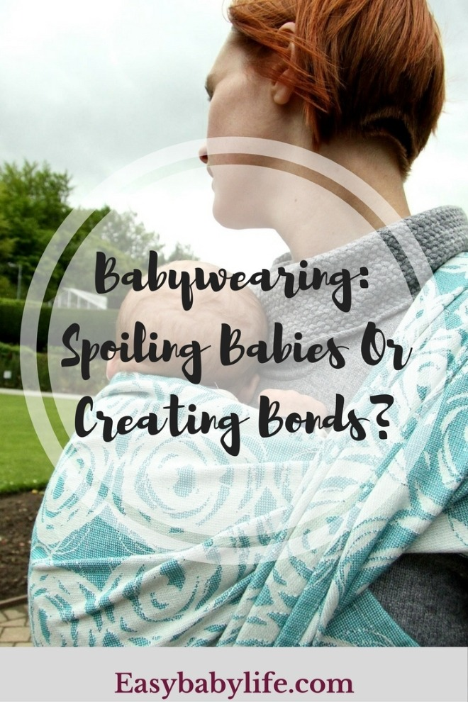 babywearing pros and cons