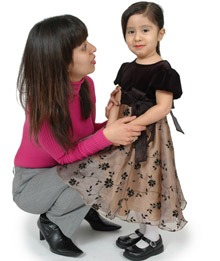 Clear communication with children