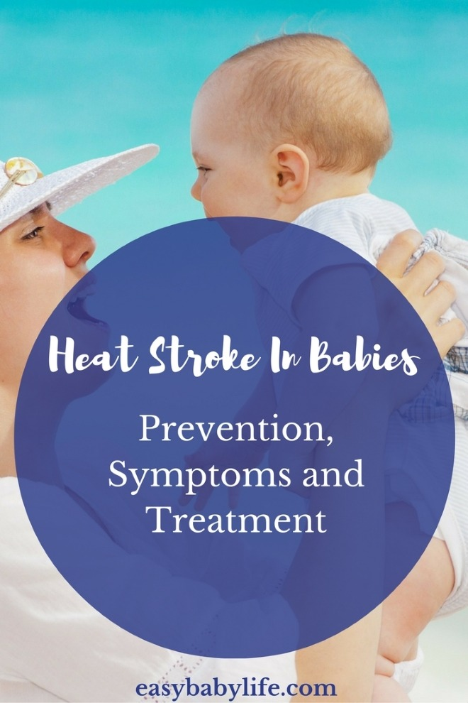 heat stroke in babies
