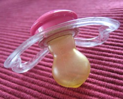 baby pacifier safety