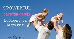 positive parenting skills
