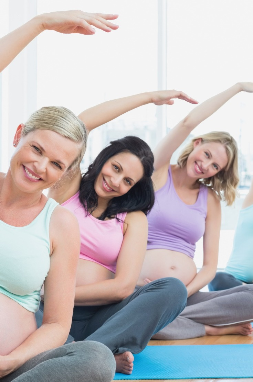 pregnancy yoga videos