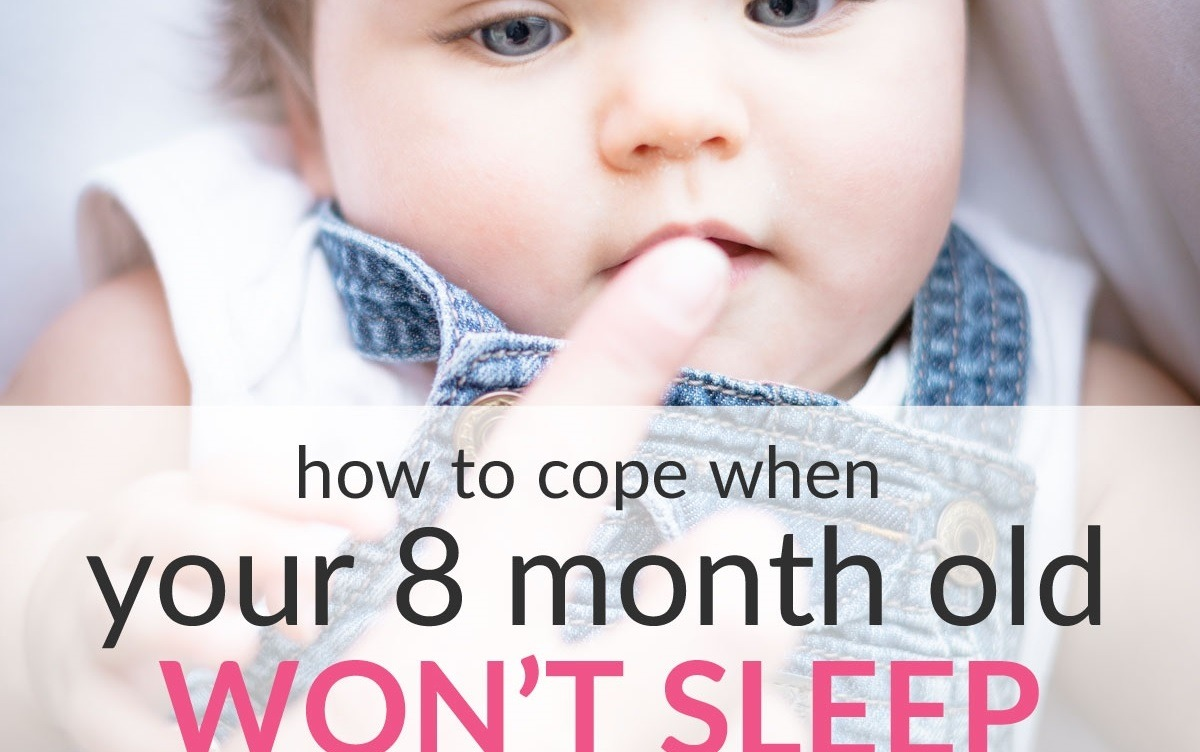 What your 8-month-old baby should be able to do