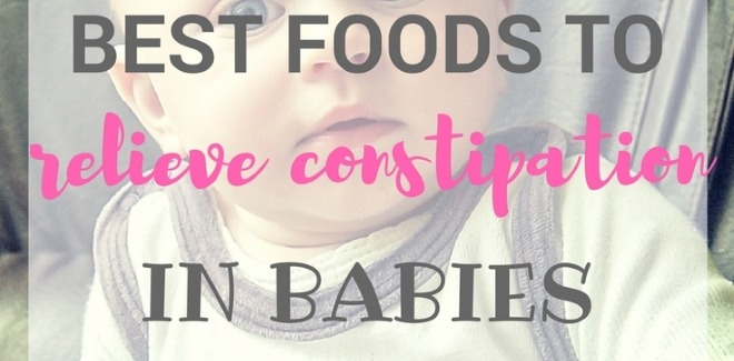 Best Foods To Soften Hard Stools In Babies And Toddlers