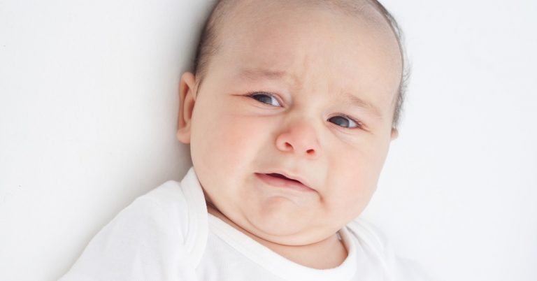 Why Is My 4-Month-Old Baby Crying? (Find 5 Possible Reasons Here!)