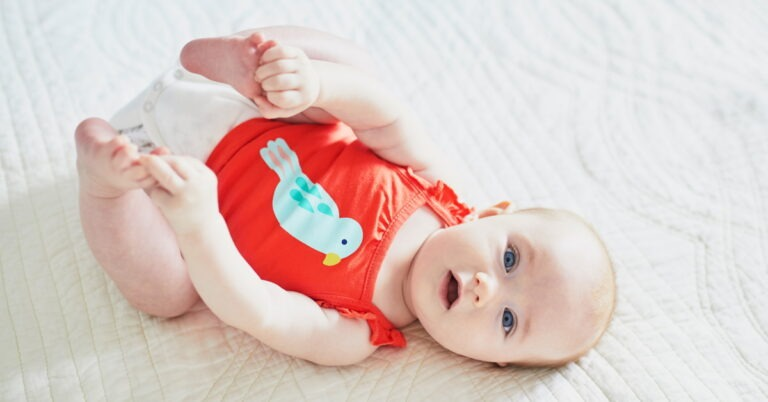 Read more about the article Help, Baby Gasps When Laid Down! 11 Reasons to Investigate
