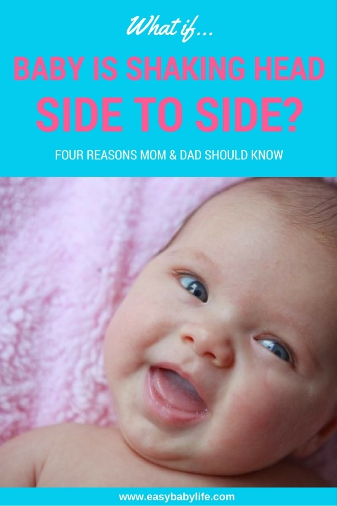 Important information on why a baby shakes head side to side! Baby shaking head, Signs of autism, head shaking is babies, ear infection symptoms