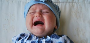Baby Crying Without Tears – Is This Normal?