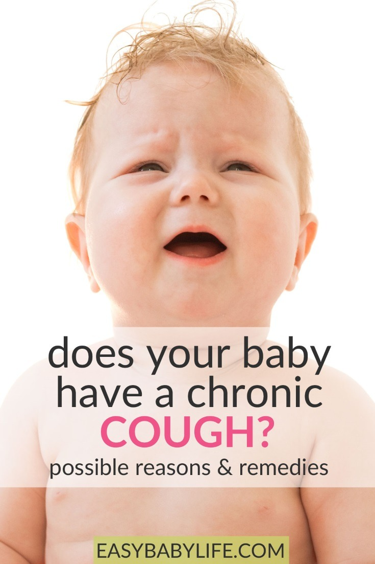 baby with chronic cough