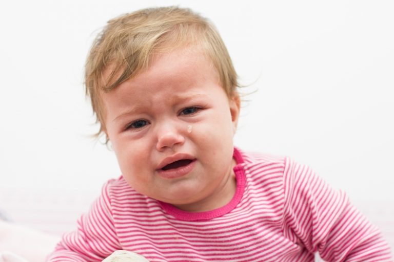 Baby Crying A Lot When Seeing New Faces (How to Deal with Stranger Anxiety!)
