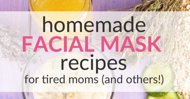 9 Easy Facial Mask Recipes for Instant Glow and Freshness