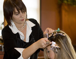 Hair Treatment While Breastfeeding