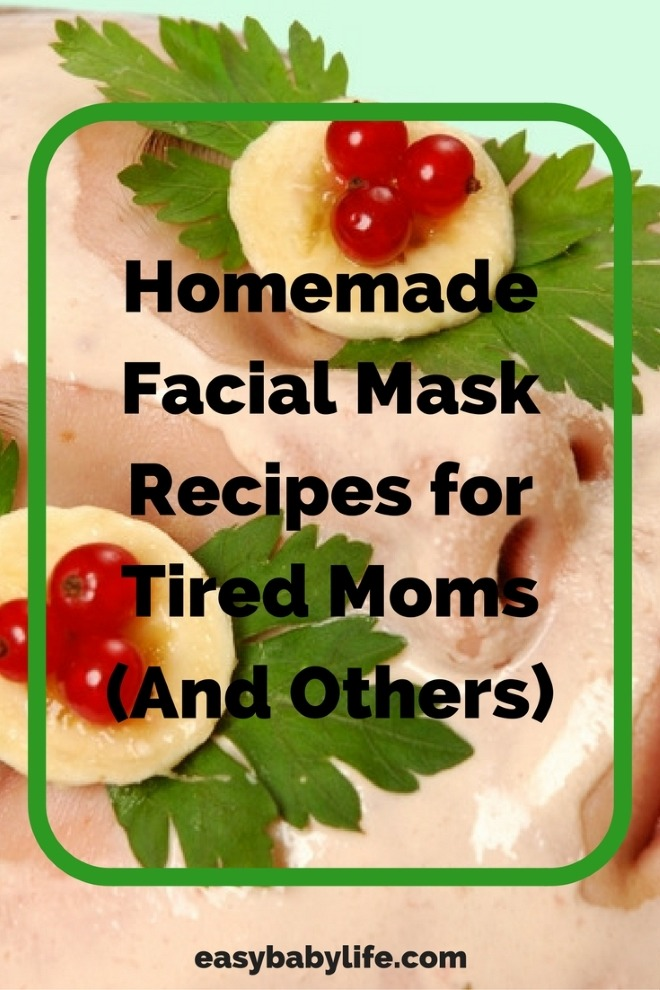 Homemade Facial Mask 60