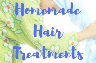 homemade hair treatment recipes