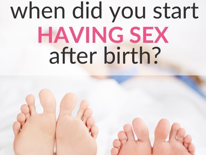 Read more about the article When Did You Start Having Sex After Birth? 7000+ Answers!