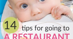 visit-retips for going to restaurant with a babystaurant-with-baby-featured