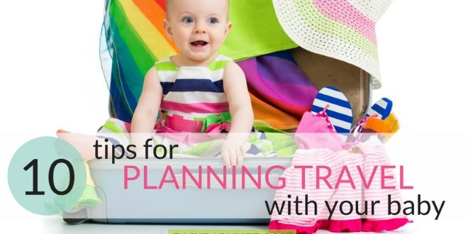 tips for baby travel