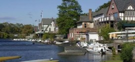 visiting Boathouse Row In Philadelphia