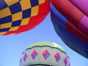 Quechee Hot Air Balloon Festival & Surroundings