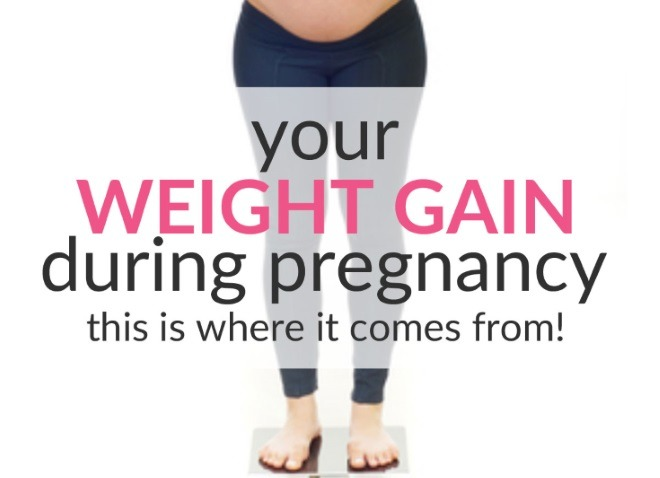 Why Such Weight Gain During Pregnancy? Here are the Reasons!