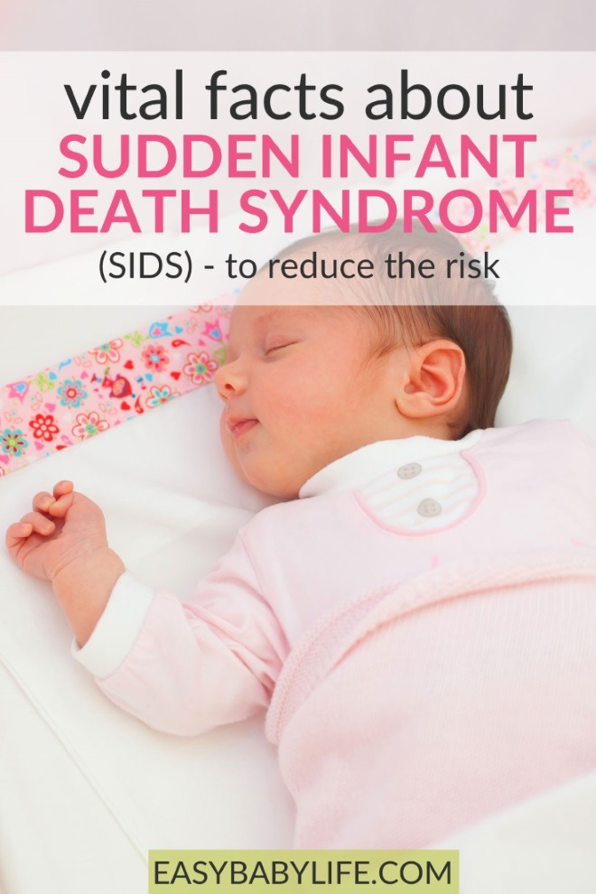sudden infant death syndrome