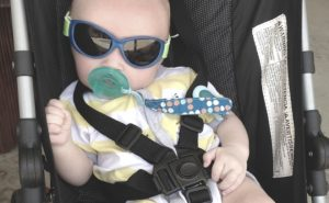 Spending Time With Baby in Hot Weather – Safety and Comfort Tips
