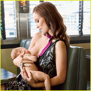 Celebrity Breastfeeding Moms in Videos  – Guess Who?