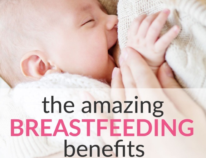 Read more about the article 17 Awesome Breastfeeding Benefits For Both Baby And Mom