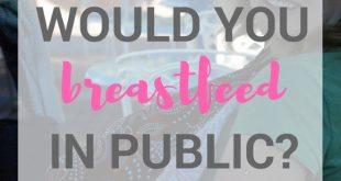 poll on breastfeeding in public