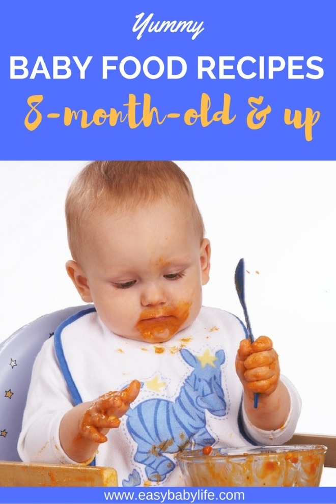 10 Easy Yummy Baby Food Recipes Stage 2 From 8 Months