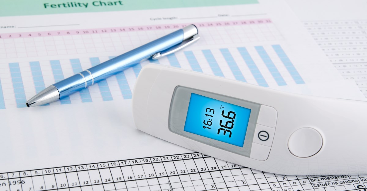 Charting Basal Body Temperature For Ovulation & Pregnancy Prediction