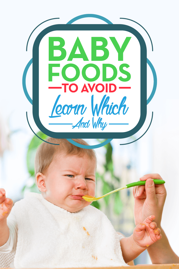 foods to avoid for baby