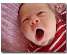 dreamfeeding baby